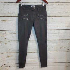 Paige Edgemont high rise skinny jean size 31
